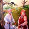 Выставка Станислава Воронова в ЦДХ